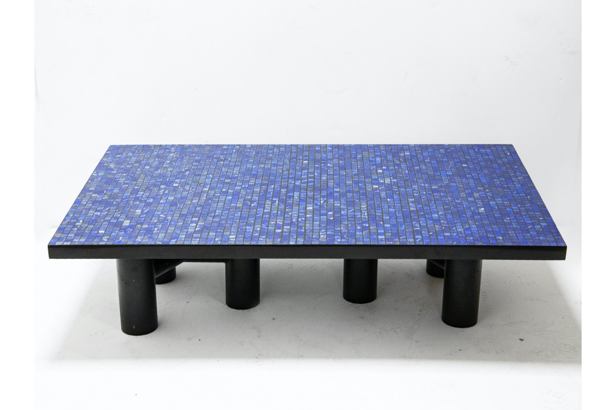 """Lapis-Lazuli""  Coffee table"
