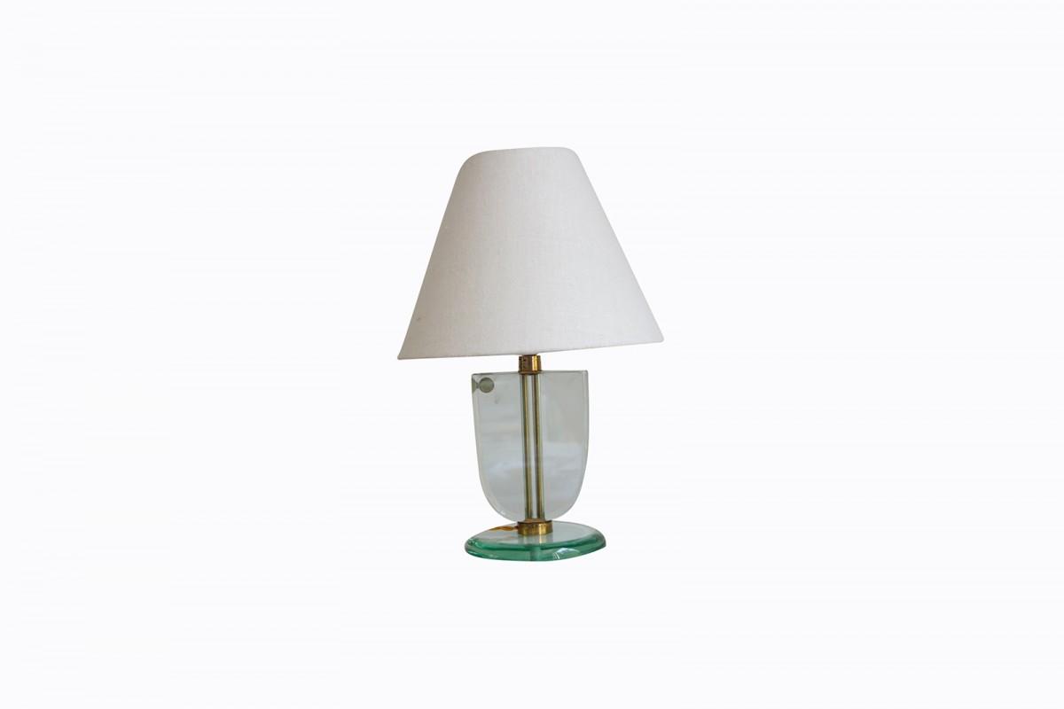 Élégante lampe de table