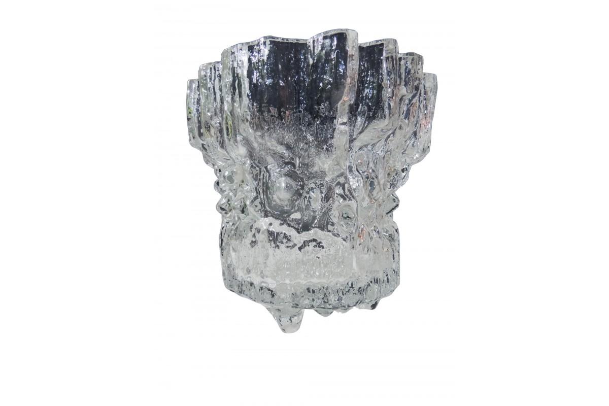 """""""Ice rock"""" vase"""