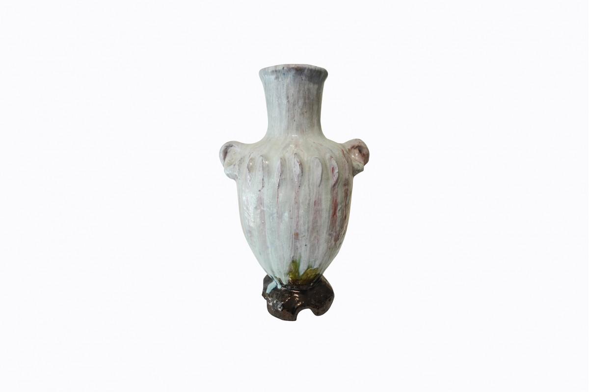 Important vase ovoïde