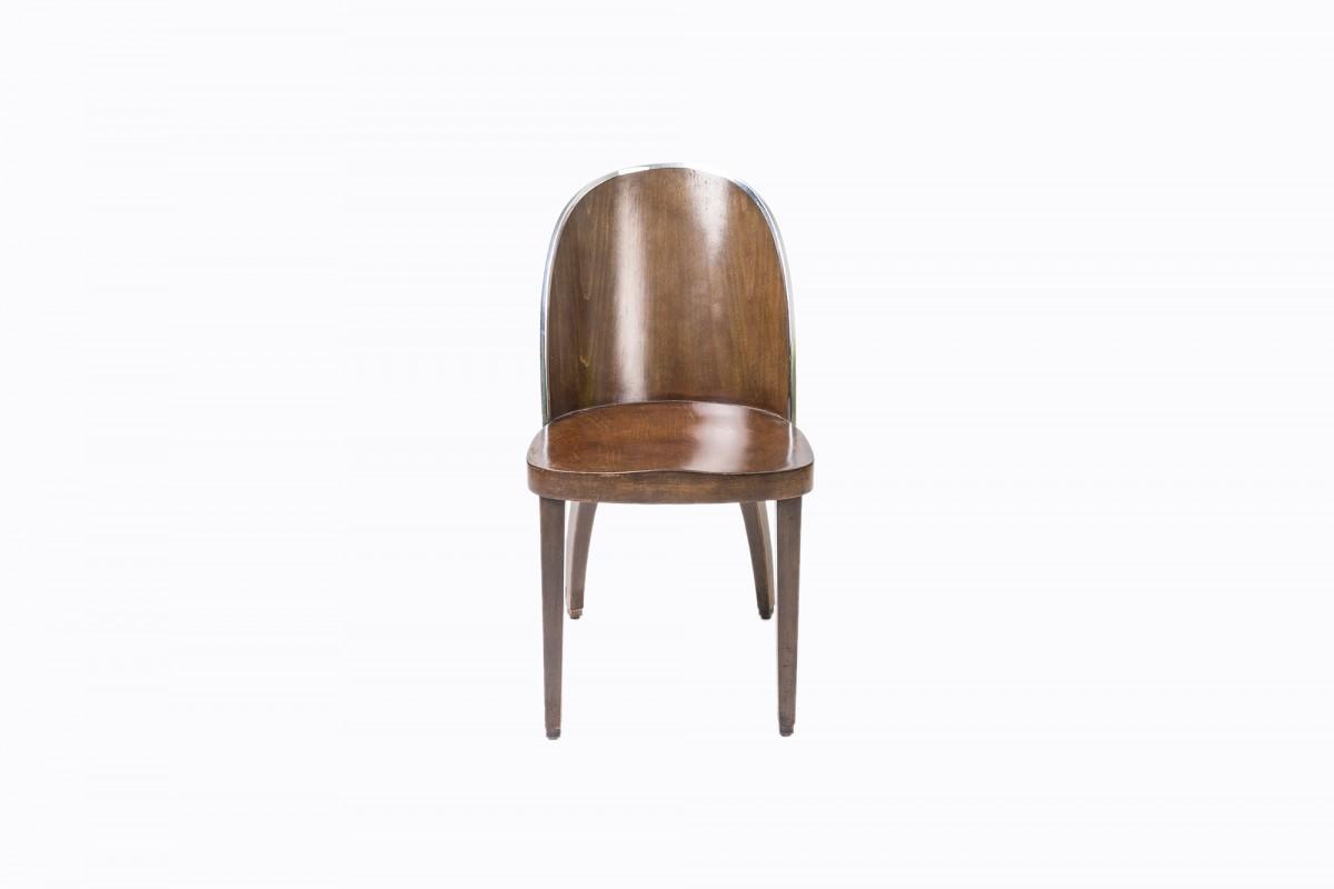 Six chaises
