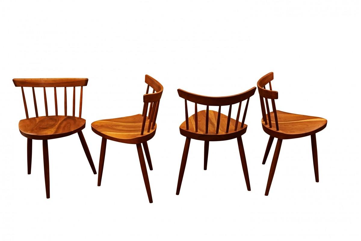 4 chaises MIRA
