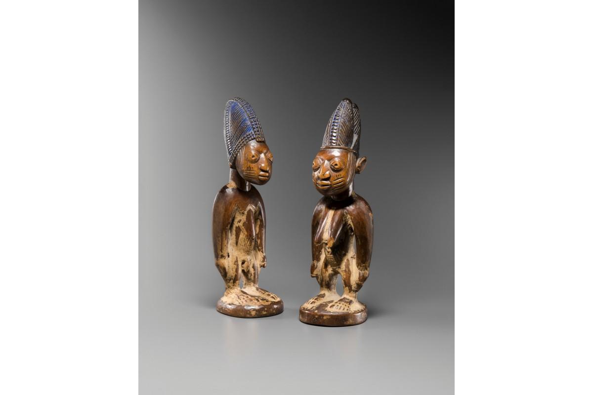 Yoruba figures