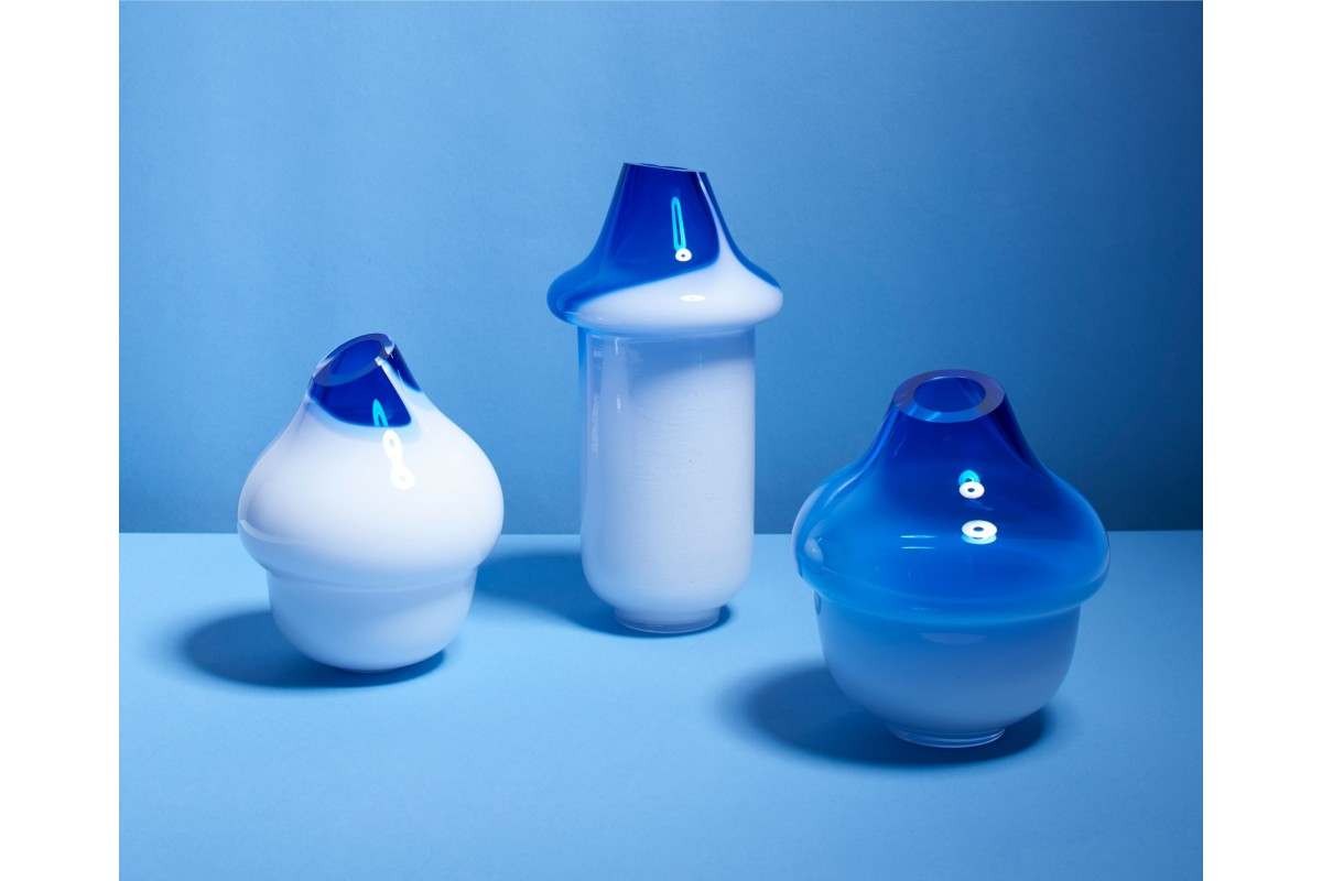 Series of vases, Volcanos
