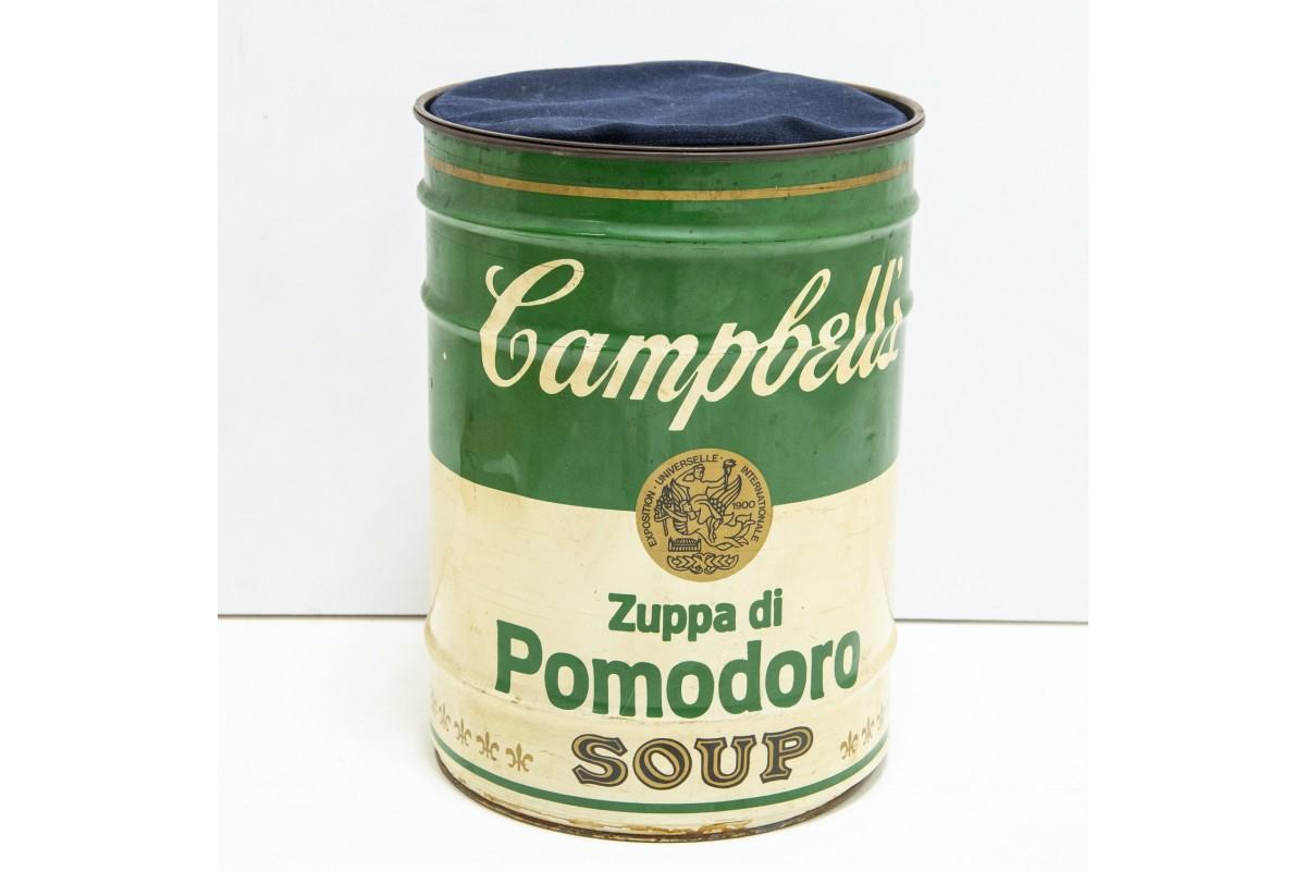 Tabouret Omaggio a Warhol