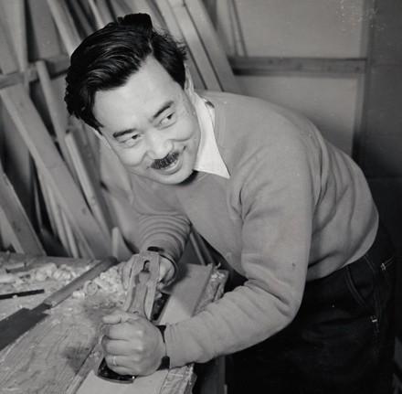George Nakashima (1905-1990)