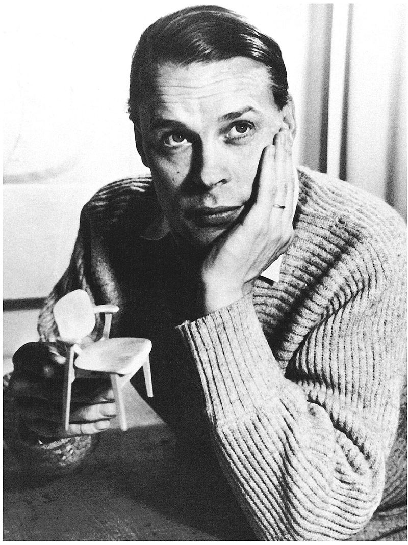 Ilmari Tapiovaara (1914-1999)
