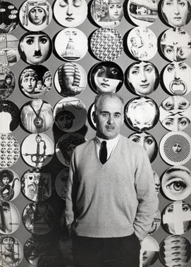 Piero Fornasetti (1913-1988)