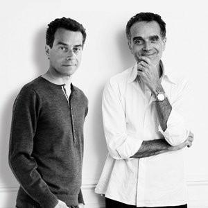 Daniel et Michel Bismut